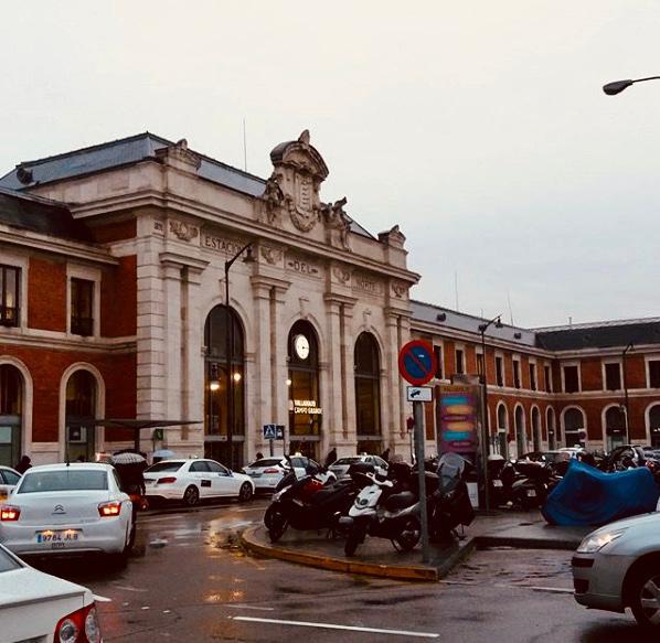 Contenidos para Valladolid (estación)