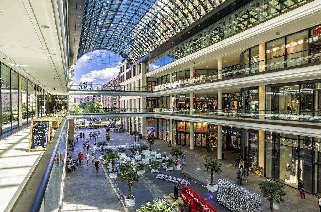 marketplace - centro comercial